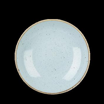 Piatto Fondo Stonecast Azzurro 18 cm
