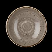 Piatto Fondo Stonecast Grigio 25 cm