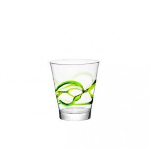 Bicchiere Acqua Ceralacca Verde - 38,5 cl