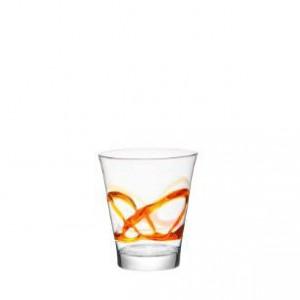 Bicchiere Acqua Ceralacca Arancio - 38,5 cl