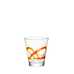 Bicchiere Acqua Ceralacca Arancio – 38,5 cl