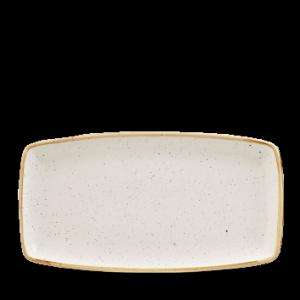 Piatto Rettangolare Stonecast 35x18,5 cm