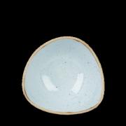 Piatto Fondo Triangolare Stonecast 15 cm