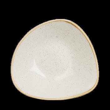 Piatto Fondo Triangolare Stonecast 23,5 cm