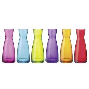 Caraffe Ypsilon Multicolor 1 L Bormioli GMA serigrafia vetro