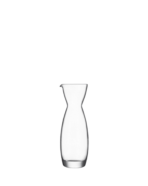 Caraffa Perfecta 25 cl Luigi Bormioli GMA serigrafia su vetro