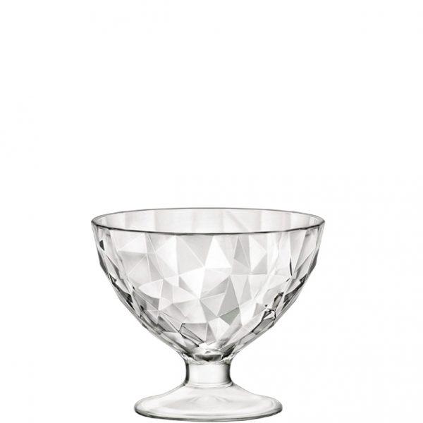 Coppa Diamond trasparente – Bormioli Rocco