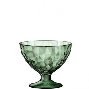 Coppa Diamond verde - Bormioli Rocco