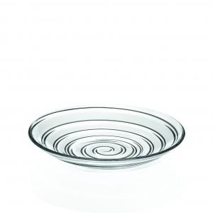 Piatto Fondo 21 cm D'O by Davide Oldani RCR vetro GMA