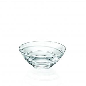 Ciotola 16 cm Consomme D'O 16 cm D'O RCR vetro neutro o personalizzato GMA
