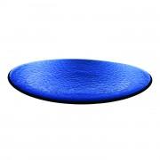 26058099906 Sottopiatto ovale blu