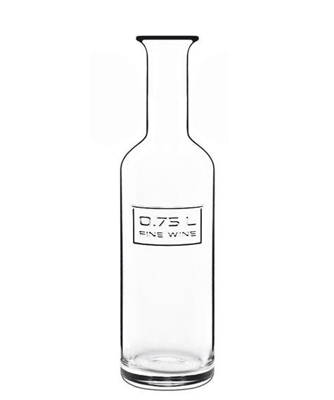Bottiglia Optima 75 cl vino Luigi Bormioli GMA