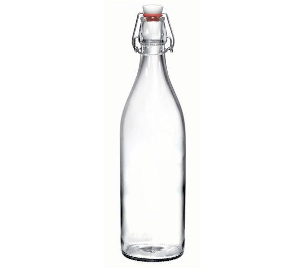 Bottiglia Giara 100 cl in vetro GMA serigrafia