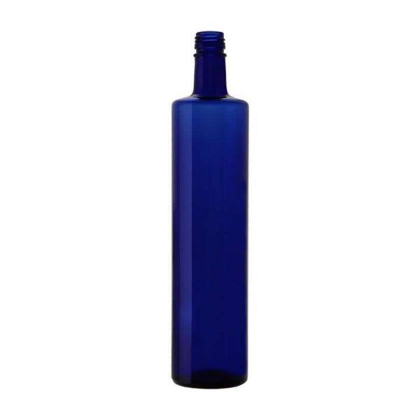 Bottiglia Silhouette 75 cl blu GMA