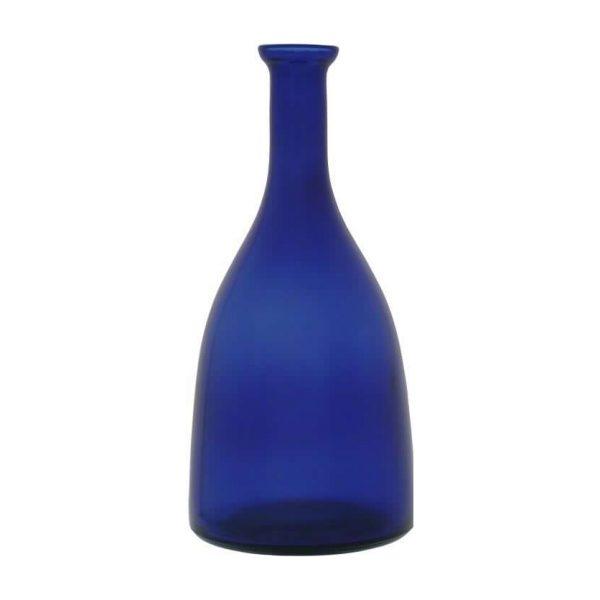 Bottiglia Viola 75 cl blu GMA personalizzazione vetro