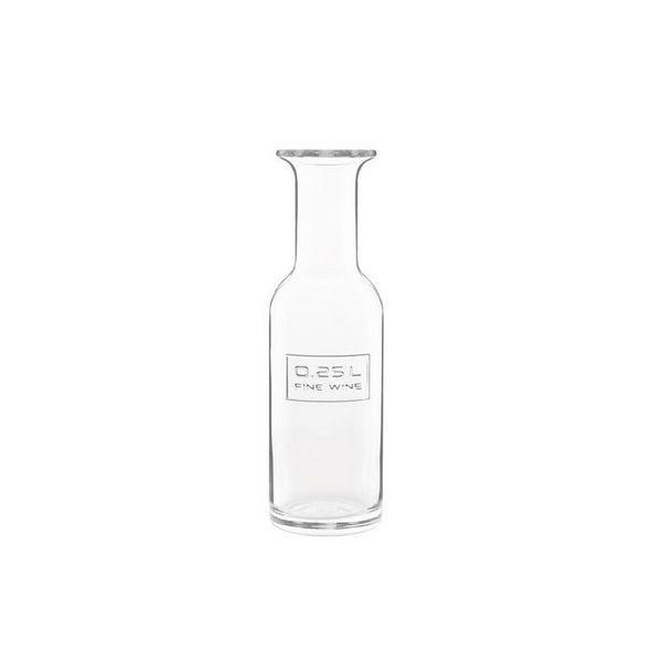 Bottiglia Optima 25 cl Luigi Bormioli GMA Serigrafia Verona