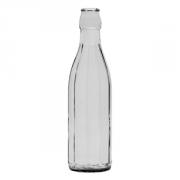 Bottiglia Costolata 50 cl per acqua e bevande GMA