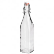 Bottiglia Swing 100 cl Bormioli Rocco GMA serigrafia su vetro