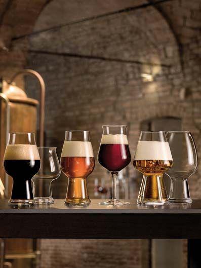 Bicchiere Birrateque Ipa 54 cl Luigi Bormioli personalizzazione vetro GMA serigrafia