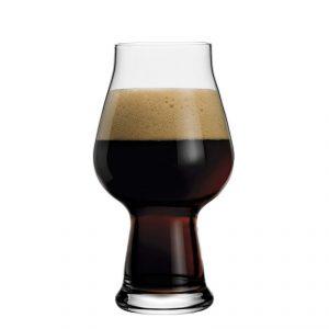 Bicchiere Birrateque Stout Porter 60 cl Luigi Bormioli GMA serigrafia