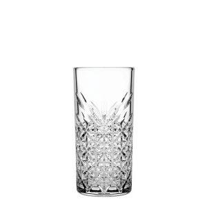 Bicchiere long drink Timeless 30 cl e 45 cl Pasabahce GMA serigrafia