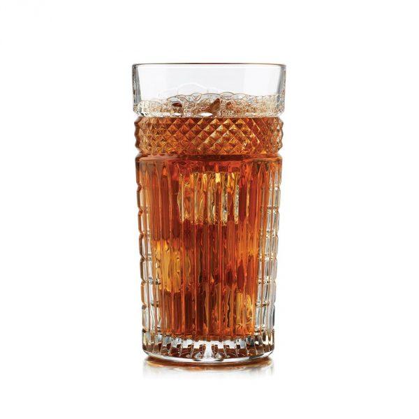 Bicchiere Radiant 47 cl Luigi Bormioli GMA serigrafia su vetro Verona