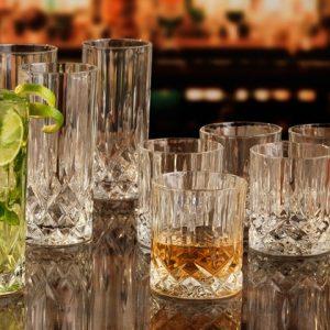 Bicchiere Opera 30 cl acqua, bibite, spirits RCR GMA serigrafia personalizzazione