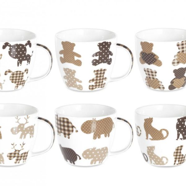 Tazza Jumbo Animal