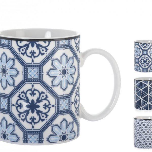 Mug Blue Stamp