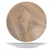 Piatto Piano Wood