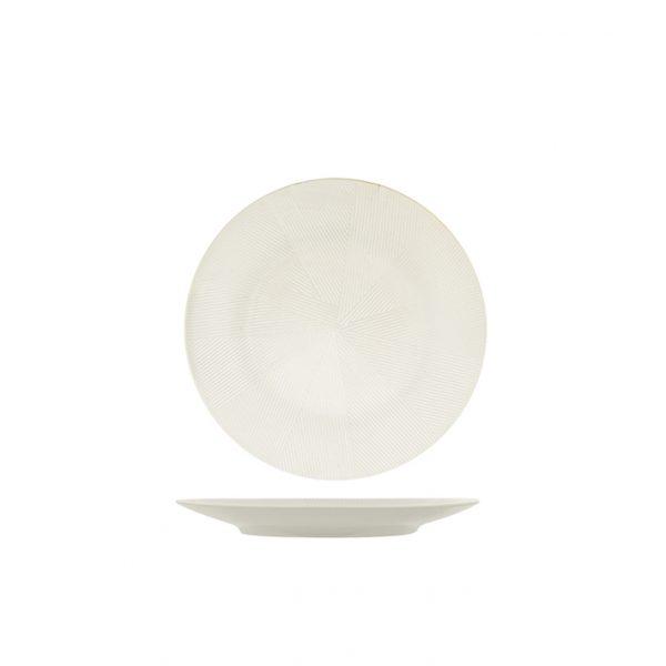Piatto Frutta Bianco Comb 20.5 cm H&H GMA serigrafia Verona