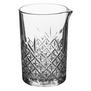 Mixing Glass Timeless