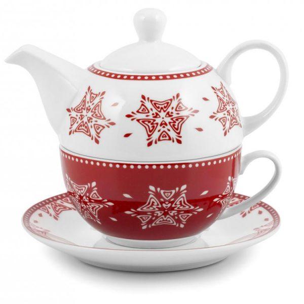 TeaForOne Grace Rosso