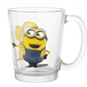 Mug Vetro Minions