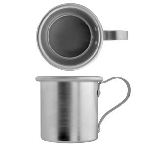Mug Alluminio tazza 40 cl moscow mule e cocktail GMA