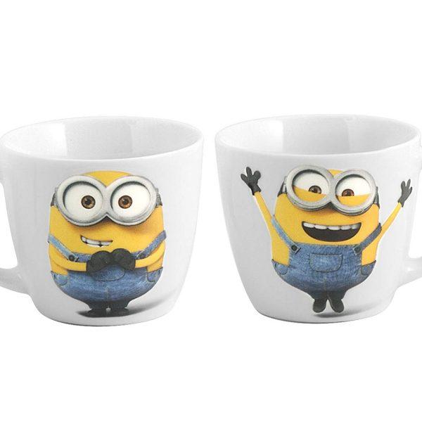 Tazza caffè minions 2