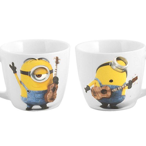 Tazza caffè minions 5