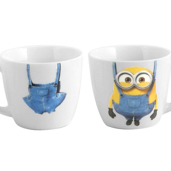 Tazza caffè minions 6