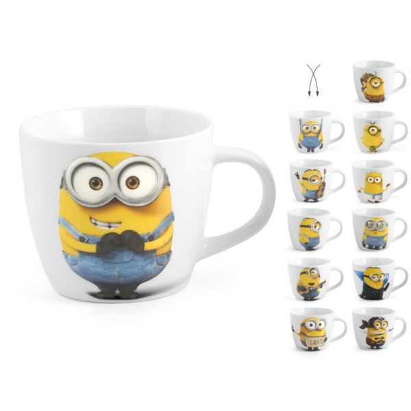 Tazza Tea 220 ml Minions