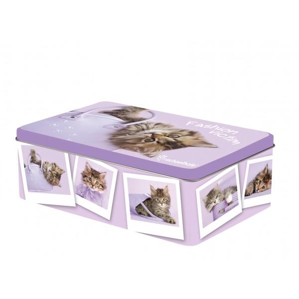 scatole latta rettangolari cats4