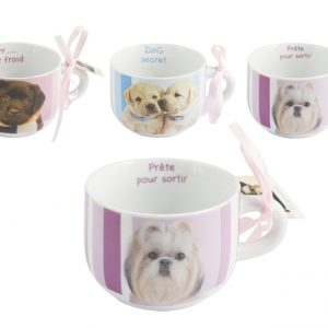 Tazza Tea 260 ml Dogs