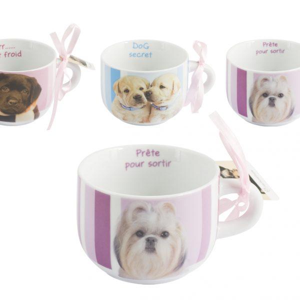 Tazza Tea 260 ml Dogs