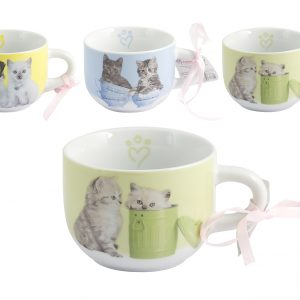 Tazza Tea 260 ml Cats