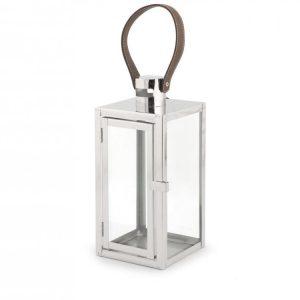 Lanterna Titanio 13xH30 cm