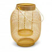 Lanterna Atelier Oro 15x20 cm