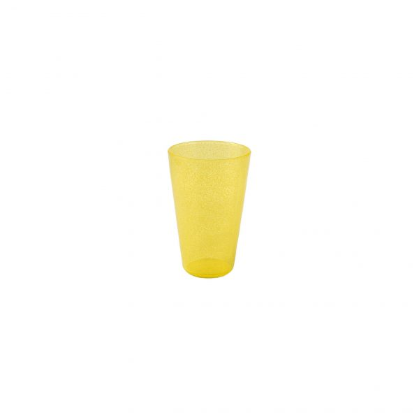 Drink Glass Yellow