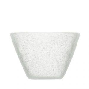 Small Bowl White Memento Originale GMA personalizzazione vetro