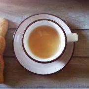 Set 6 tazzine Caffè Brush Tortora GMA serigrafia