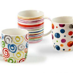 Tazza Mug Fantasy 40 cl per caffè e cioccolata GMA Serigrafia