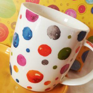 Tazza Mug Fantasy 40 cl per caffè e cioccolata GMA VR